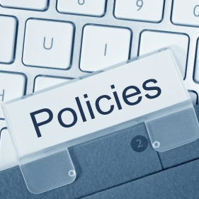printing policies and procedures document